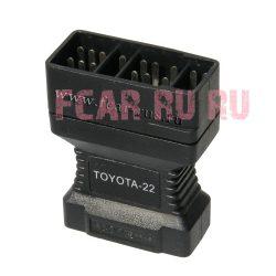 Диагностический адаптер Toyota-22